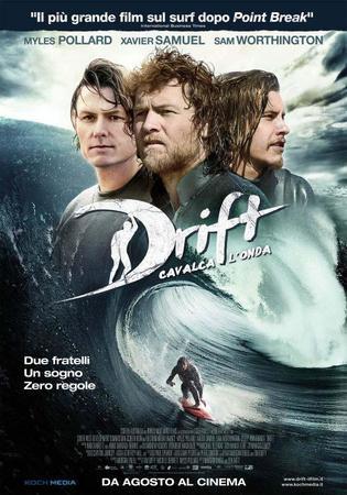 Drift - Cavalca l' onda Stasera su Rai 4