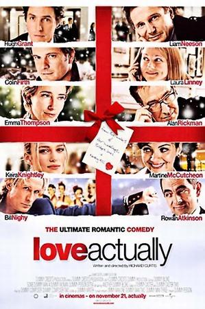 Love actually-l'amore davvero Stasera su La5