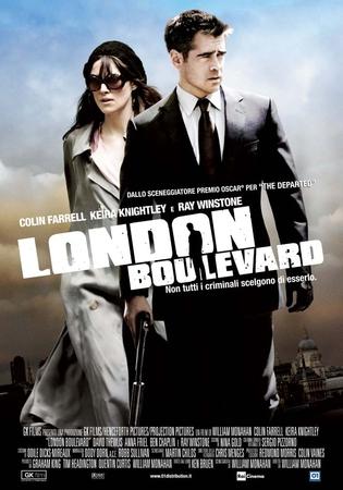 London Boulevard Stasera su Rai 4