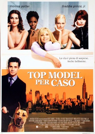 Top model per caso Stasera su La5