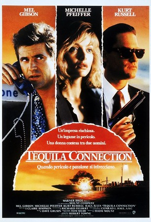 Tequila connection Stasera su Iris