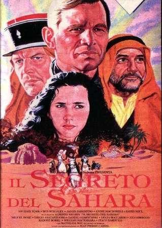 Il segreto del Sahara Stasera su Deejay Tv Nove