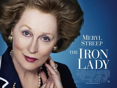 The Iron Lady Stasera su Rai 1