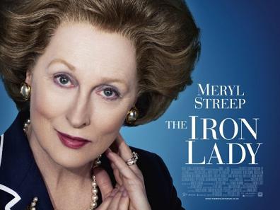 The Iron Lady Stasera su Rai Movie