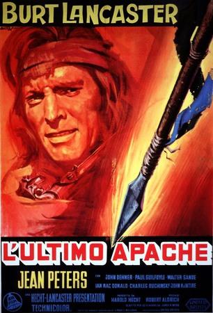L'ultimo Apache Stasera su Rai Movie
