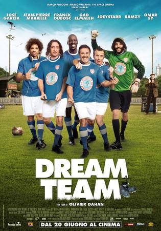 Dream Team Stasera su Rai Movie