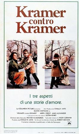 Kramer contro Kramer Stasera su La7d