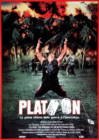 Platoon Stasera su Rai Movie