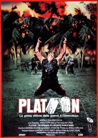 Platoon Stasera su Rai Movie