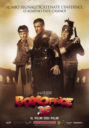Box office 3d - il dei Stasera su Italia 2