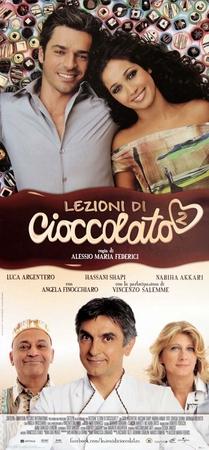 Lezioni di cioccolato 2 Stasera su Deejay Tv Nove