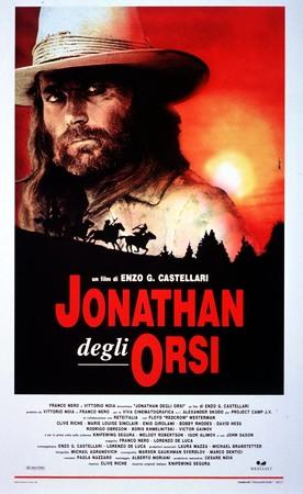 Jonathan degli orsi Stasera su Iris