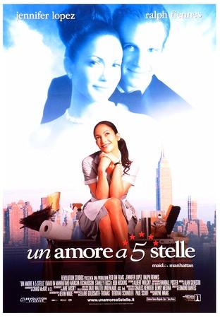 Un amore a 5 stelle Stasera su La7
