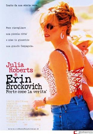 Erin Brockovich Stasera su La7