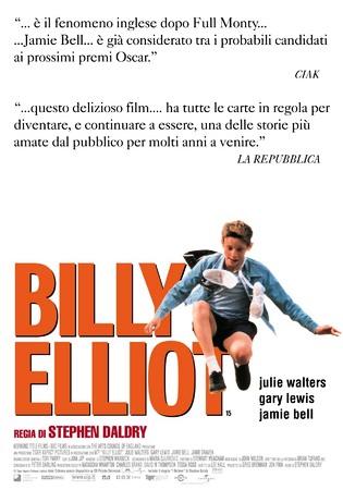 Billy elliot Stasera su Iris