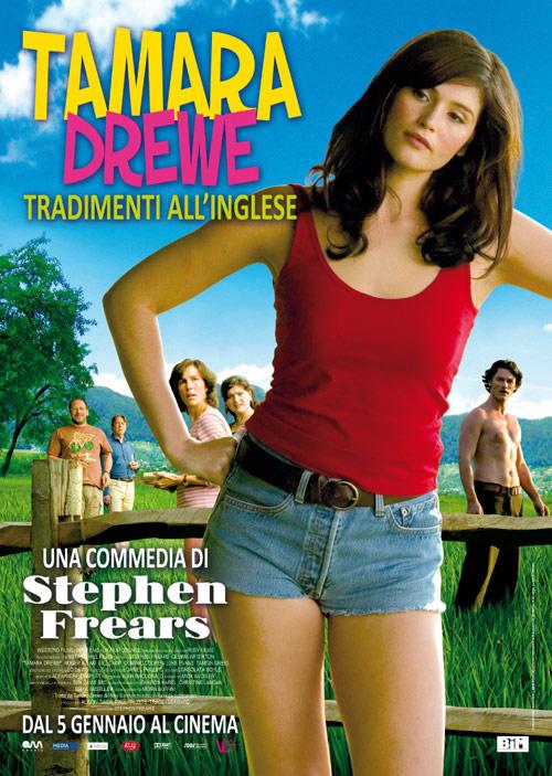 Tamara Drewe - Tradimenti all'inglese Stasera su Rai Movie