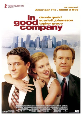 In Good Company Stasera su TV8