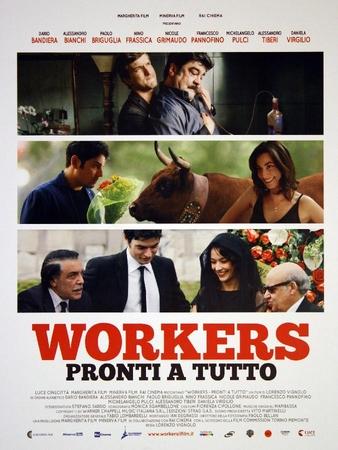Workers - Pronti a tutto Stasera su Rai 2