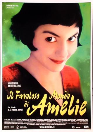 Il Favoloso Mondo Di Amélie Stasera su La7d
