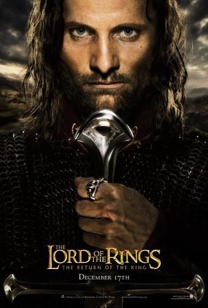 Il signore degli anelli - il ritorno del re Stasera su Italia 2