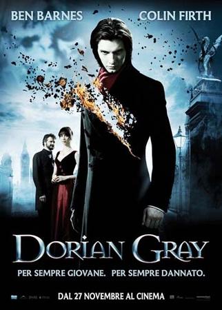 Dorian gray Stasera su Iris