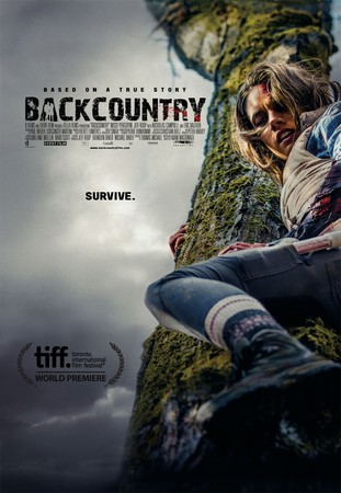 Backcountry Stasera su Rai 4