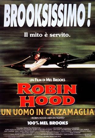 Robin Hood - Un uomo in calzamaglia Stasera su Deejay Tv Nove