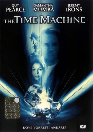 The time machine Stasera su Italia 2