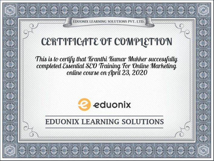 certificate-Essential-SEO-Training-For-Online-Marketing-1-1024x772