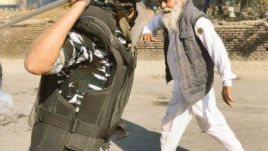 Photo of రైతుల పై భాష్ప వాయువు ప్రయోగం, Farmers protest in delhi