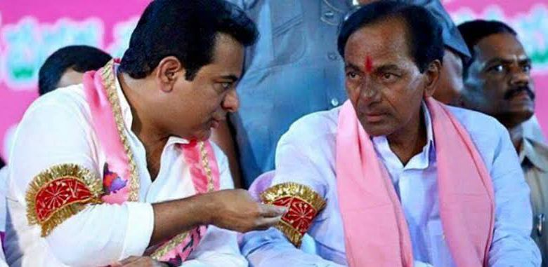 చిన్న దొరే నెక్స్ట్ సీఎం.! Telangana next CM KTR ?
