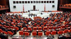 Meclis toplanıyor: Görüşülecek ilk kanun teklifleri…