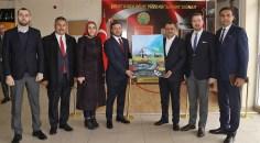 AK Parti'den Kocaispir'e ziyaret