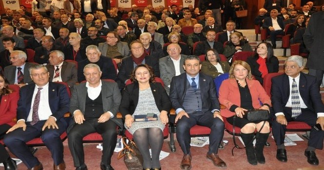 CHP Seyhan İlçe Başkanı Dardağan yeniden seçildi