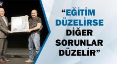 Ahmet Şerif İzgören'den Adana'ya konferans