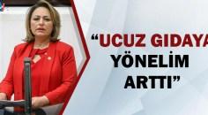CHP'li Şevkin gıdada 'denetim seferberliği'ni eleştirdi