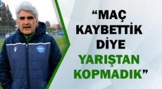 Adana Demirspor'da Altınordu maçı hazırlıkları sürüyor