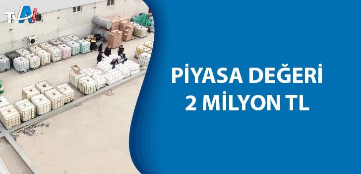 Adana'da sahtecilik operasyonu