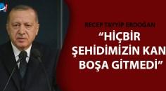 Erdoğan, partisinin grup toplantısında açıklamalar yaptı