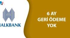 Halkbank'tan Küçük İşletme Can Suyu Kredisi