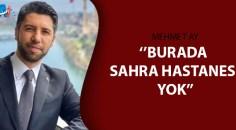 """Mehmet ay : """"Bu Adana'ya yapılan bir haksızlıktır"""""""