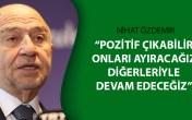 TFF Başkanı Nihat Özdemir'den önemli açıklamalar