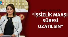 Dr. Müzeyyen Şevkin'den iktidara çağrı