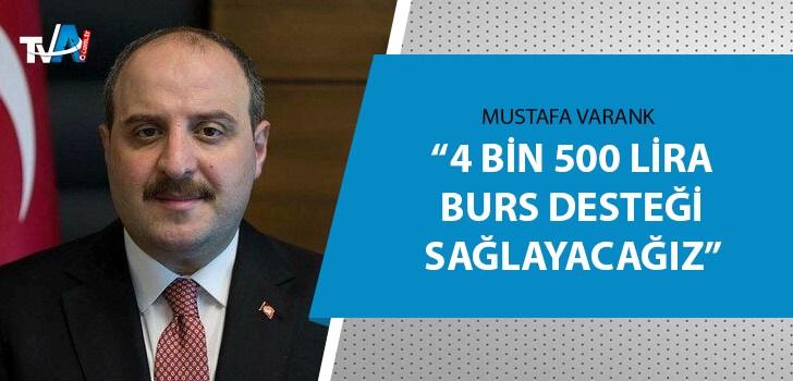 Bakan Mustafa Varank duyurdu