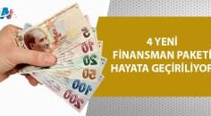 Kamu katılım finans kuruluşlarından normalleşme sürecine destek