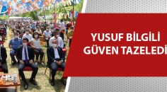 Ak Parti Kozan'da kongre heyecanı