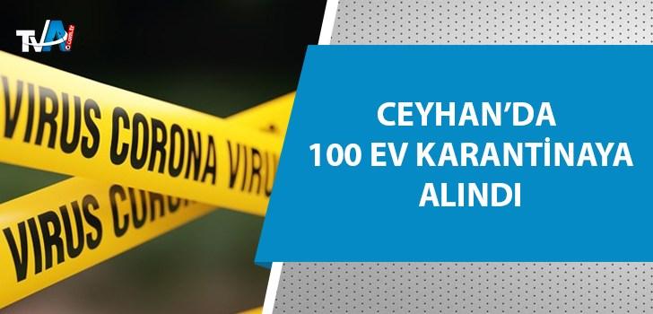 Ceyhan'da covid-19 alarmı