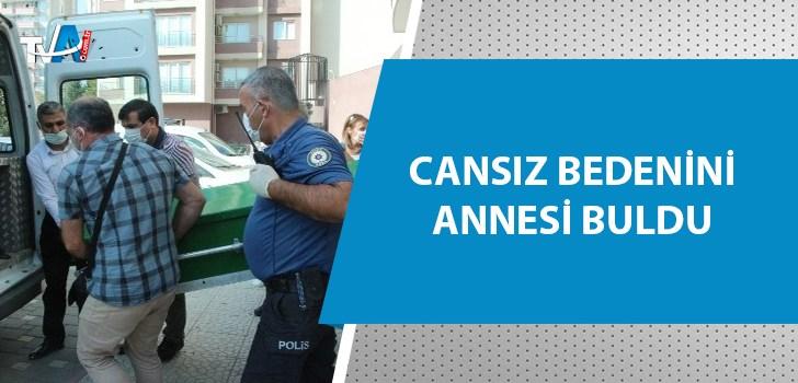 Adana'da 17 yaşındaki genç evinde ölü bulundu