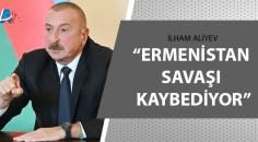 Aliyev duyurdu!