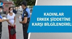 Adana polisi sokak sokak gezdi